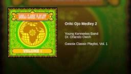 Dr. Orlando Owoh - Oriki Ojo Medley 2